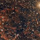 IC443 Nebulosa de la Medusa,                                Ernesto Arredondo