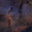 IC1396 SHO,                                Ola Skarpen SkyEyE