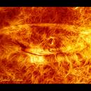 A troubled Active Area on Chromosphere.   Modeling a shock wave On the Chromosphere.  :-),                                Gabriel - Uranus7