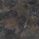 Dark Nebulae in Cepheus,                                Markus Bauer