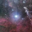 Witch Head Nebula,                                starhopper
