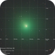 Comet 46P/Wirtanen, 8 december 2018,                                Kees Scherer