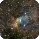 NGC 7635 First SHO,                                Eric COUSTAL ( F5...