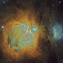 Orion Nebula 2021,                                Christer Strandh