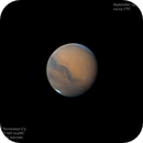 Mars: September 13, 2020,                                Ecleido Azevedo
