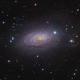 M63 - Sunflower Galaxy in Canes Venatici,                                Jim Thommes