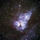 Eta Carinae Nebula,                                Leandro Fornaziero