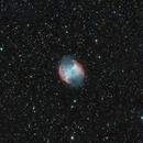Dumbbell Nebula - 2016/09/10,                                Chappel Astro