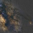 Sagittarius and Rho Ophiuchi,                                Matt