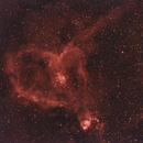 IC-1805 Heart Nebula,                                Perry Hambrick