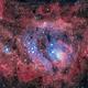 M8 Lagoon Nebula,                                Michi Scheidegger