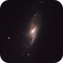 Messier 106,                                Martijn Dassen
