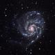 M101 & NGC 7454,                                Gabriel Dornier