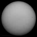 Sun in whitelight  19th September 2012,                                steveward53
