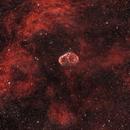 Crescent Nebula,                                Mike Brady