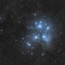"M45 - Pleiades or ""Seven Sisters"",                                StuartJPP"