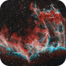 NGC 6995 - HaOIII,                                Thomas Richter