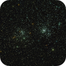 The Double Cluster in Perseus,                                Stargazer66207