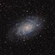 M33 Triangle Galaxy,                                Valentin Thélier