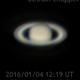 Saturn - January 4, 2016,                                Chappel Astro