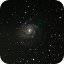 Pinwheel Galaxy - March 21, 2021,                                CrossoverManiac