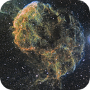 IC 443 - Nébuleuse de la Méduse,                                Francis Moreau