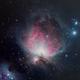 M42 - Orion Nebula in LRGB,                                seitanfingers
