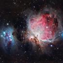 Orion Nebula,                                Andrés González