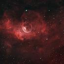 Bubble nebula,                                Byoungjun Jeong