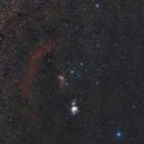 Constelación Orión,                                Txema Asensio