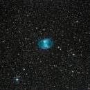 Dumbbell Nebula,                                Leoblacky