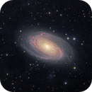 Ursa Major 's beauty -  Bode 's Galaxy M81,                                Arnaud Peel