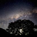 Milky Way Tiras Mountains Namibia,                                Jan Scheers