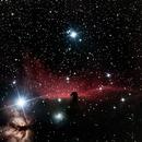 Alnitak´ s Neighbourhood  (B 33 , NGC 2023,...),                                Günther Dick