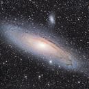 M31 - Andromeda Galaxy,                                Daniel Boisvert-Couture