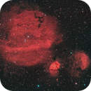Sharpless 232 in Auriga,                                Scott Tucker