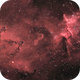 Melotte 15 - The Cluster in the Heart of the Heart Nebula,                                David N Kidd