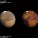 Mars - August 28, 2020,                                Fábio
