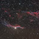 NGC 6960 - Veil Nebula,                                Nikolay Nikolaev