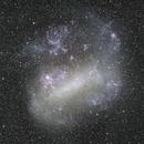 Large Magellanic Cloud,                                ChrisG_BNE