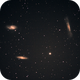 M65 and the Leo Triplet,                                Clayton Bownds