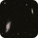 NGC 4088 and NGC 4085 or ARP 18,                                Riedl Rudolf