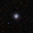 Messier 10 : a globular cluster in Ophiuchus - RGB,                                Daniel.P