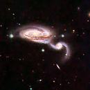 NGC 5394/95 (LRGB),                                Ruediger