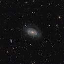 NGC 4725 [Com] in L-RGB,                                G400
