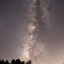 Milky way ,                                Jonzn Chung