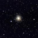 M80 Globular cluster in Scorpio,                                 Skopje Astronomical Society