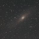 M31 Andromeda Galaxy (Collected 01_26_2020),                                seadogger