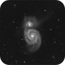 M51,                                sky-watcher (johny)