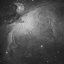Messier 42 - Orion Nebula,                                Simon Großlercher
